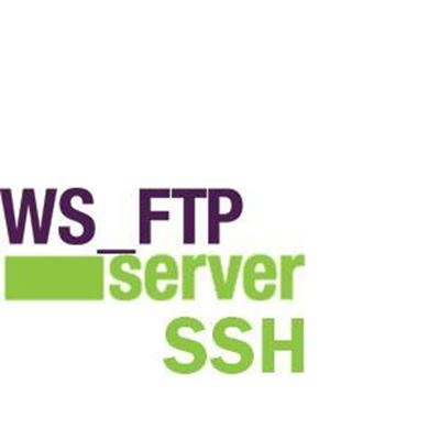 WS_FTP Server w/SSH 2-5 License + 3 Year Support