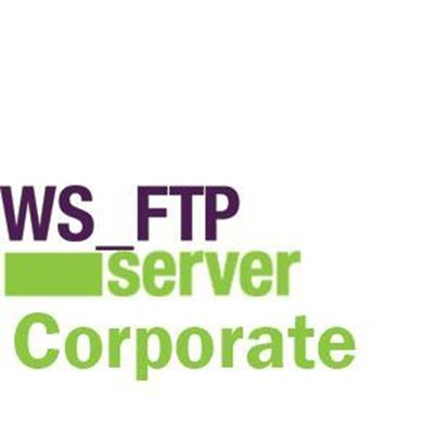 WS_FTP Server Corporate 2-5 License + 3 Year Support